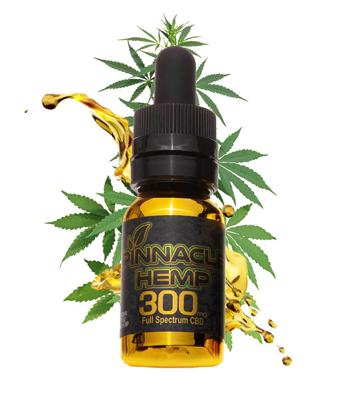 CBD Oil 300MG By Pinnacle