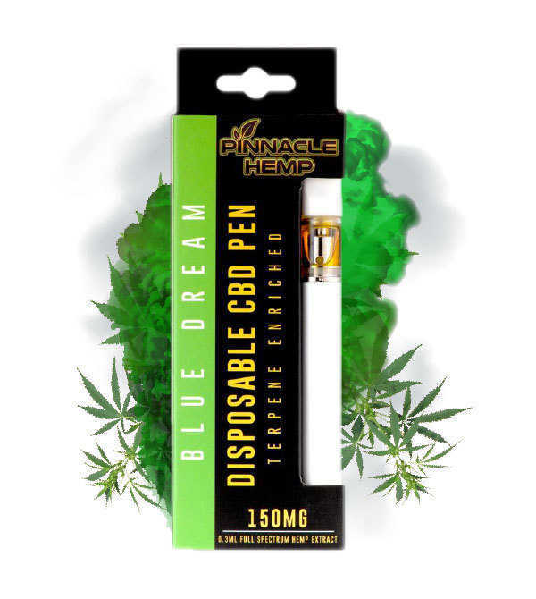 Blue Dream 150mg CBD Disposable Pen