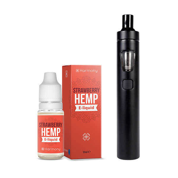 Strawberry CBD Pen Starter Kit