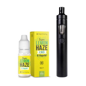Super Lemon Haze CBD Pen Starter Kit